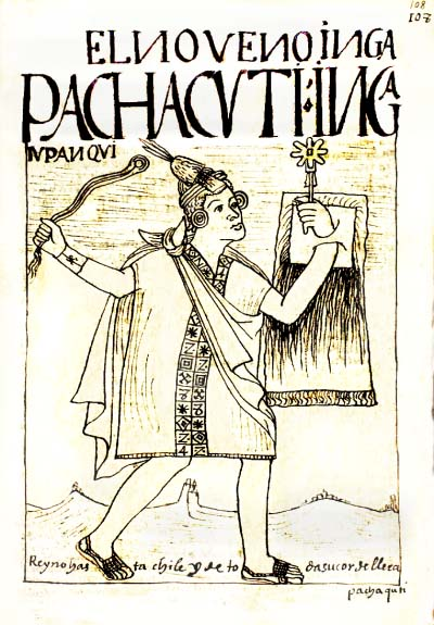 Rezension - Pachacutec - Foto: Public Domain