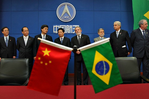 Lateinamerika-China: Asiatischer Global Player auf dem Vormarsch (Foto: Agencia Brasil, Ricardo Stuckert)