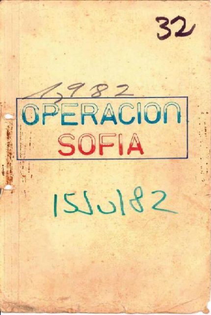 Guatemala: Operacion Sofia, Genozid in Guatemala 1982-Foto: National Security Archive