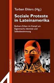 Torben Ehlers: Soziale Proteste in Lateinamerika - Foto: Buch-Cover