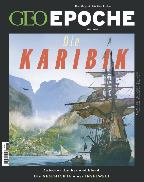 Rezension_GeoEpoche 104_Karibik_CoverScan