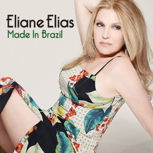 Eliane Elias: Made in Brazil, Cover